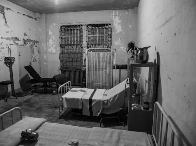 Alcatraz Might Have Kept a Dem... is listed (or ranked) 1 on the list 13 Creepy Stories and Urban Legends from California