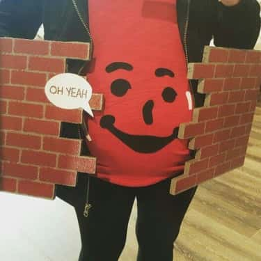 One Kool Mama is listed (or ranked) 2 on the list 23 Funny Halloween Costumes for Pregnant Women That Are Super Clever