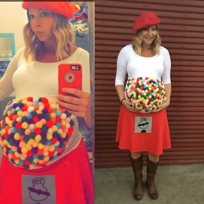 gumball anyone is listed or ranked 1 on the list 23 funny halloween - Clever Women Halloween Costumes