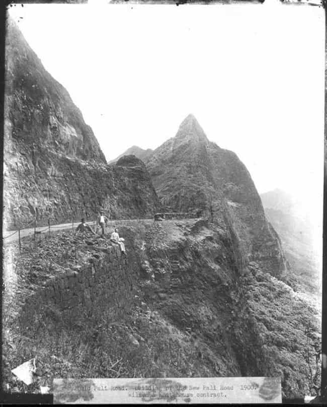 Old Pali Road And The Ha... is listed (or ranked) 4 on the list Creepy Stories And Urban Legends From Hawaii