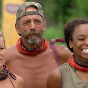 """Grab your balls"" is listed (or ranked) 10 on the list Jeff Probst's Most Ridiculous Innuendos on Survivor"
