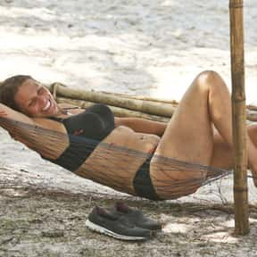 """Hoping that her pole will is listed (or ranked) 15 on the list Jeff Probst's Most Ridiculous Innuendos on Survivor"