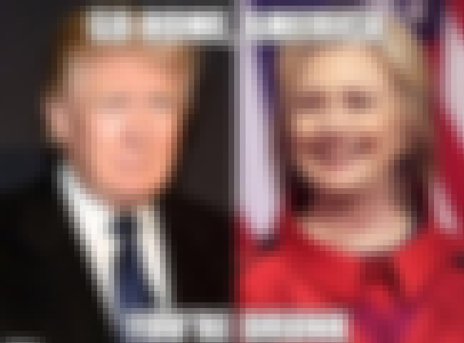 We're All Going to Get &#3... is listed (or ranked) 2 on the list Trump vs. Hillary Memes to Get You Through Your Post-Debate Hangover