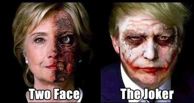 That Awkward Voting Mome... is listed (or ranked) 1 on the list Trump vs. Hillary Memes to Get You Through Your Post-Debate Hangover