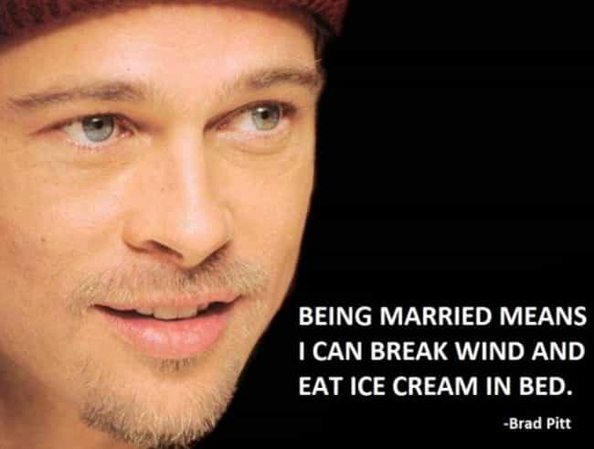 This Quote Just Became E... is listed (or ranked) 3 on the list 22 Funny Celebrity Quotes All Bros Can Totally Relate To