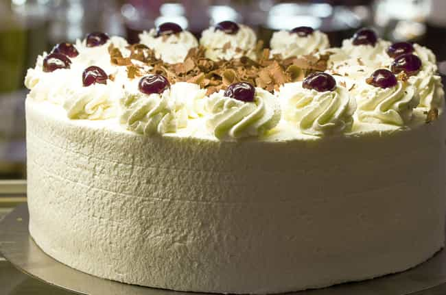 Schwarzwälder Kirschtorte Is a... is listed (or ranked) 4 on the list 22 Delicious International Desserts You Deserve to Know About