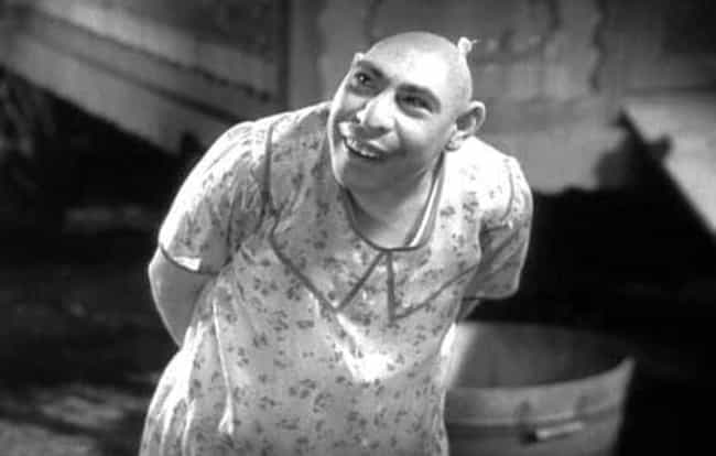 Schlitzie, 'The Last Of ... is listed (or ranked) 2 on the list 14 Astonishing Human Marvels Throughout History