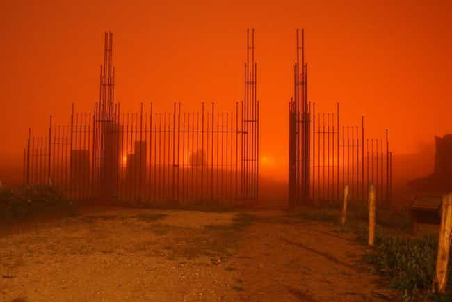 The Seven Gates Of Hell ... is listed (or ranked) 1 on the list 15 Creepy Stories And Urban Legends From Pennsylvania