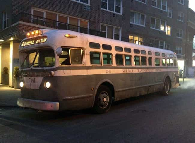 The Wandering Bus is listed (or ranked) 4 on the list 15 Creepy Stories And Urban Legends From Pennsylvania