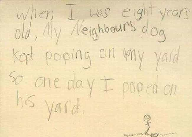 The Whole Nine Yards is listed (or ranked) 3 on the list 22 Hilarious Examples of Wisdom from Little Kids