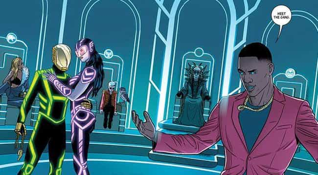 The Wicked + The Divine is listed (or ranked) 3 on the list 14 Queer Comic Books You Probably Haven't Read (But Should)
