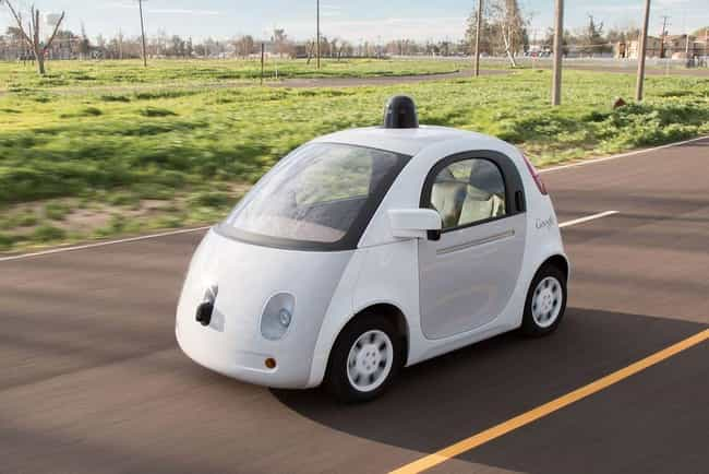 Hacked Self-Driving Cars is listed (or ranked) 7 on the list The Most Realistic Threats Posed by Artificial Intelligence