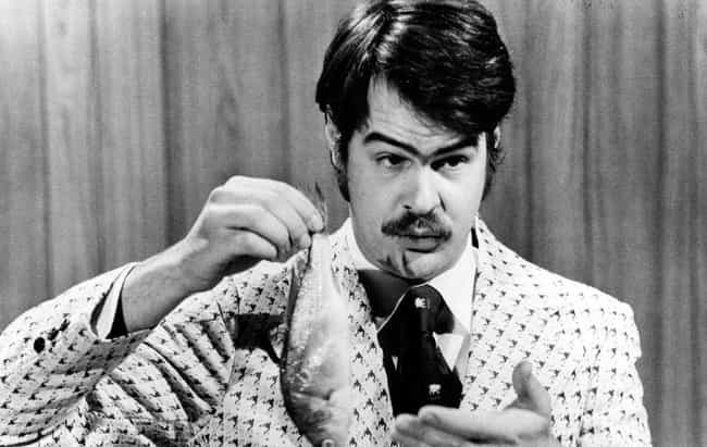 Dan Aykroyd Saves the Da... is listed (or ranked) 1 on the list 15 Stories of People Doing All the Drugs Backstage at SNL