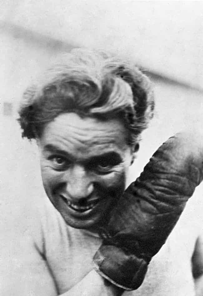 """He Was The """"Most Sadistic&... is listed (or ranked) 4 on the list 18 Surprising and Revealing Facts About Charlie Chaplin"""