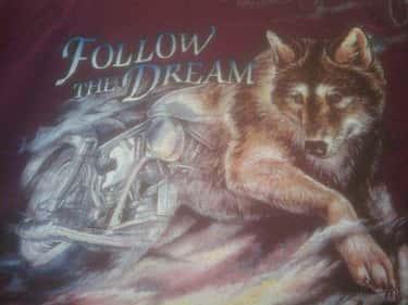 Unironic Wolf Shirts