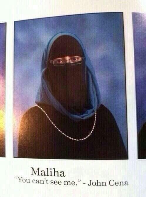 seniors who nailed their funny yearbook quotes