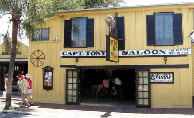 Captain Tony's, The Olde... is listed (or ranked) 4 on the list Creepy Stories And Urban Legends From Florida