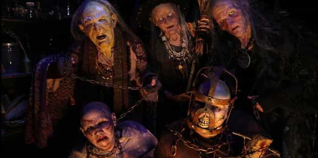 Netherworld – Atlanta, GA is listed (or ranked) 2 on the list The Best Haunted Attractions Around the World