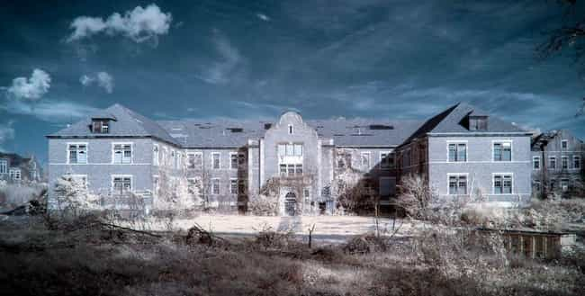 Pennhurst Haunted Asylum – Spr... is listed (or ranked) 4 on the list The Best Haunted Attractions Around the World