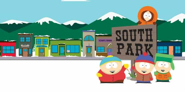 South Park, Colorado is listed (or ranked) 4 on the list All the Places South Park Trolled with Mobile Billboards