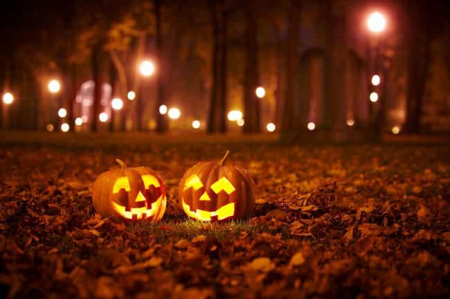 Jack-O'-Lanterns Were Original... is listed (or ranked) 3 on the list 14 Weird Facts About The History Of Halloween Around The World