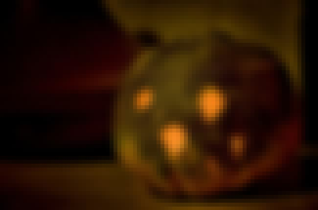 Jack-o-Lanterns Were Originall... is listed (or ranked) 3 on the list 14 Weird Facts About the History of Halloween Around the World