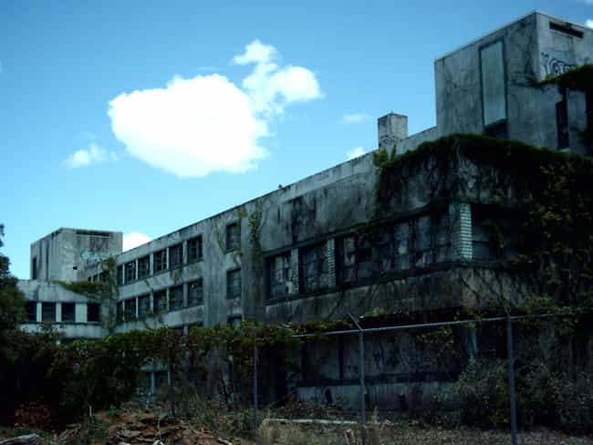 The Sunland Hospital Sit... is listed (or ranked) 2 on the list Creepy Stories And Urban Legends From Florida