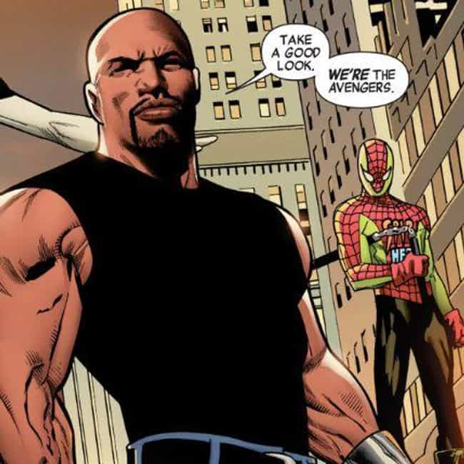 He Took the Reigns of Both the... is listed (or ranked) 4 on the list Hardcore Luke Cage Moments That Prove He's Marvel's Most Underrated Hero
