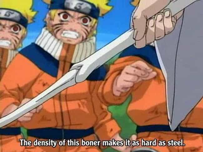 It's Not About Size, It's Abou... is listed (or ranked) 4 on the list 21 Morally Questionable (and Hilarious) Anime Subtitles