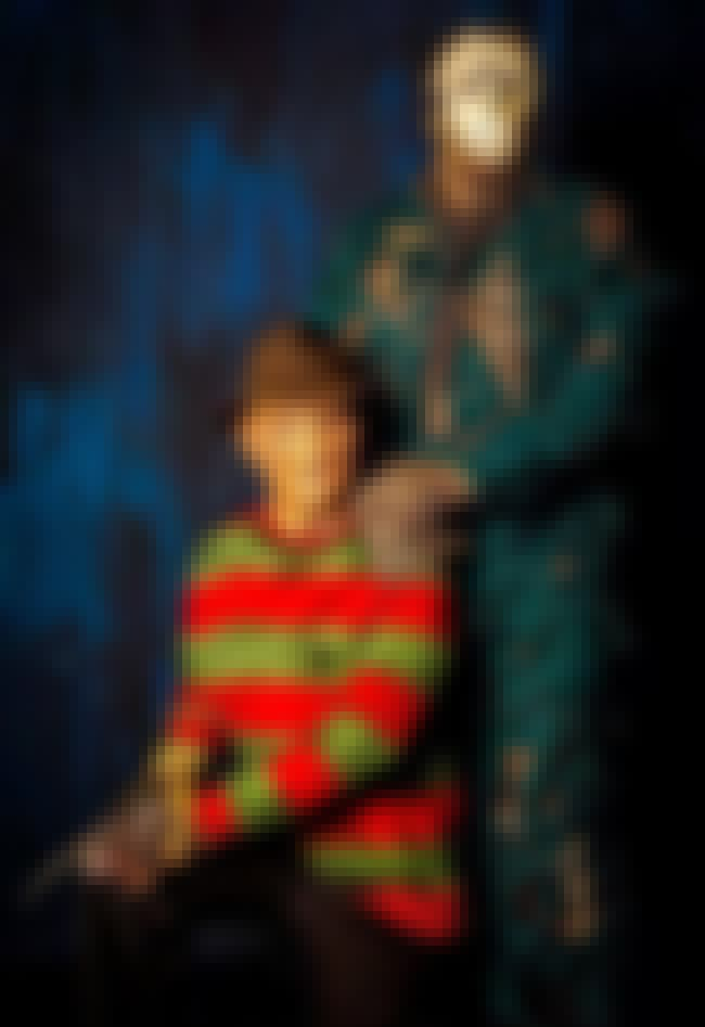 Horrifying Couple is listed (or ranked) 2 on the list Incredibly Awkward Family Photos: Halloween Edition