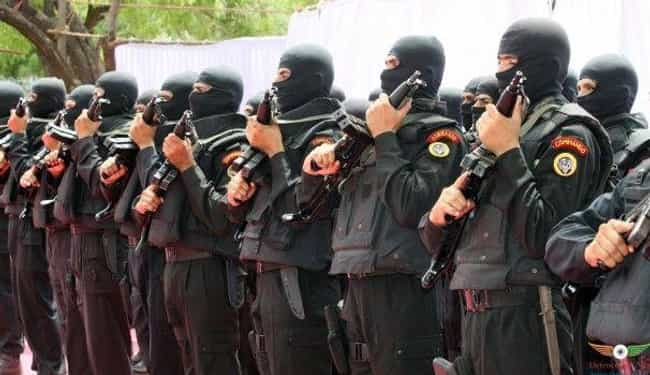 Black Cat Commandos, India is listed (or ranked) 2 on the list 28 Intense Photos of Special Forces from Around the World