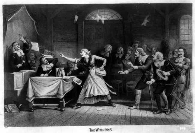 MYTH: It Was Mostly Teenagers ... is listed (or ranked) 3 on the list 9 Misconceptions and Falsehoods About the Salem Witch Trials