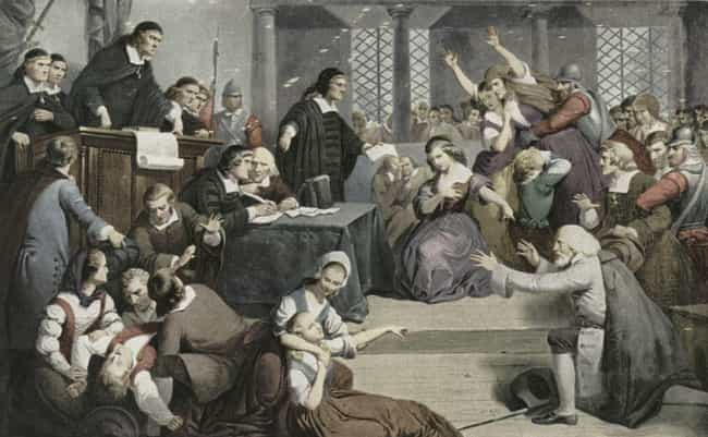 MYTH: Those Accused Were... is listed (or ranked) 4 on the list 9 Misconceptions And Falsehoods About The Salem Witch Trials