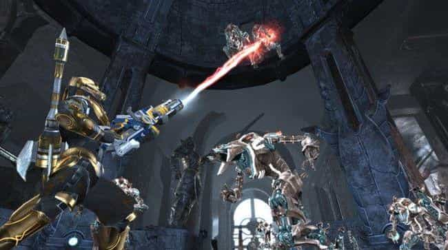 Silicon Knights v. Epic ... is listed (or ranked) 4 on the list The 7 Most Ridiculous Lawsuits in Video Game History