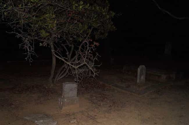 Chapel Hill Cemetery, Where Li... is listed (or ranked) 3 on the list 11 Scary Stories That Prove Tennessee Is The Creepiest State