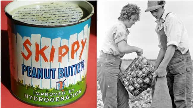 15 Weird Foods People Ate to Get Through the Great Depression