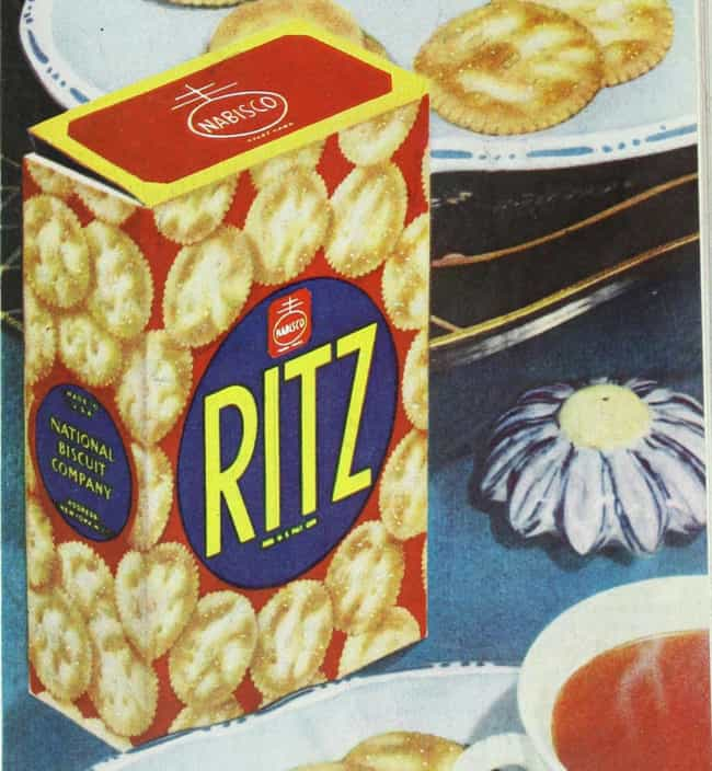 Ritz Mock Apple Pie Subb... is listed (or ranked) 3 on the list 15 Weird Foods People Ate to Get Through the Great Depression