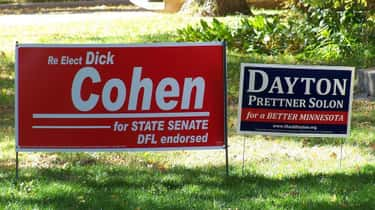 On Election Years, Prank Your Neighbors by Switching Political Signs