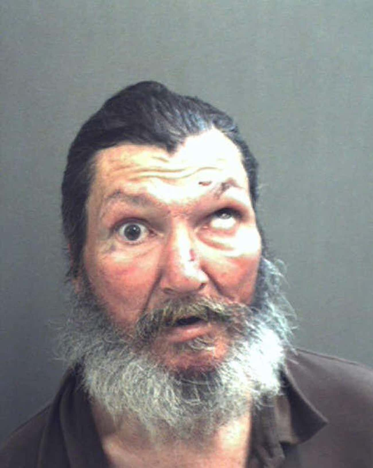 Shock And Awe is listed (or ranked) 3 on the list 28 Hilarious Florida Mugshots