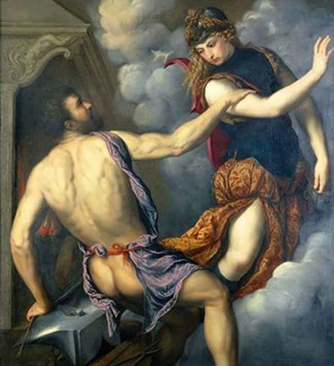Hephaestus Impregnated the Ear... is listed (or ranked) 3 on the list 16 Crazy Things Greek Gods & Goddesses Have Had Sex With