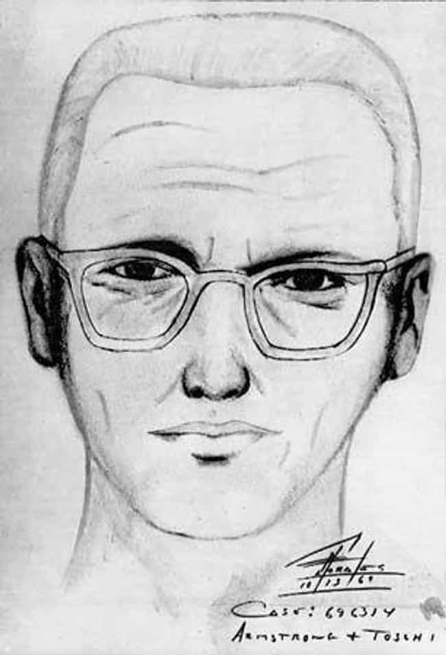 The Zodiac Killer is listed (or ranked) 2 on the list 12 Cryptic and Chilling Messages Left at Murder Scenes
