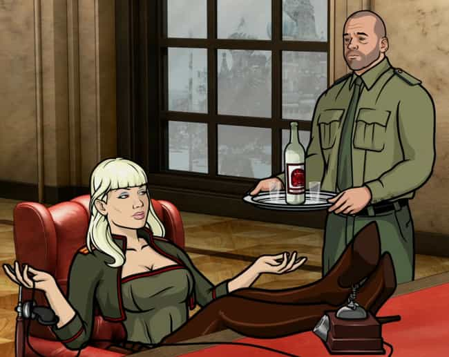 Why the Cold War Never E... is listed (or ranked) 2 on the list 25+ Things You Didn't Know About Archer Creator Adam Reed