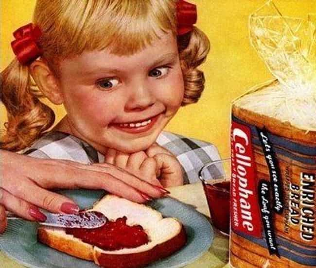 No Way That's Jelly is listed (or ranked) 4 on the list The Creepiest Kids to Ever Appear in Vintage Ads