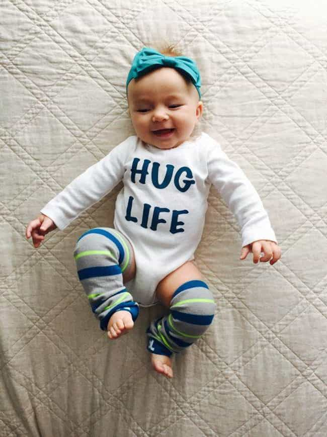 She Didn't Chose This Li... is listed (or ranked) 4 on the list Hilarious Onesies Every New Parent Will Want For Their Kid