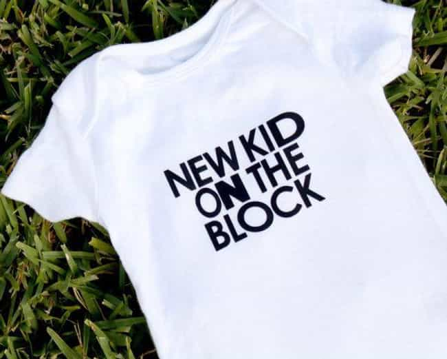 These Boy Bands Keep Get... is listed (or ranked) 3 on the list Hilarious Onesies Every New Parent Will Want For Their Kid