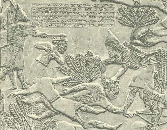 Soldiers Were Beheaded And Ema... is listed (or ranked) 2 on the list 10 Gruesome Ways People Died In Ancient Egypt