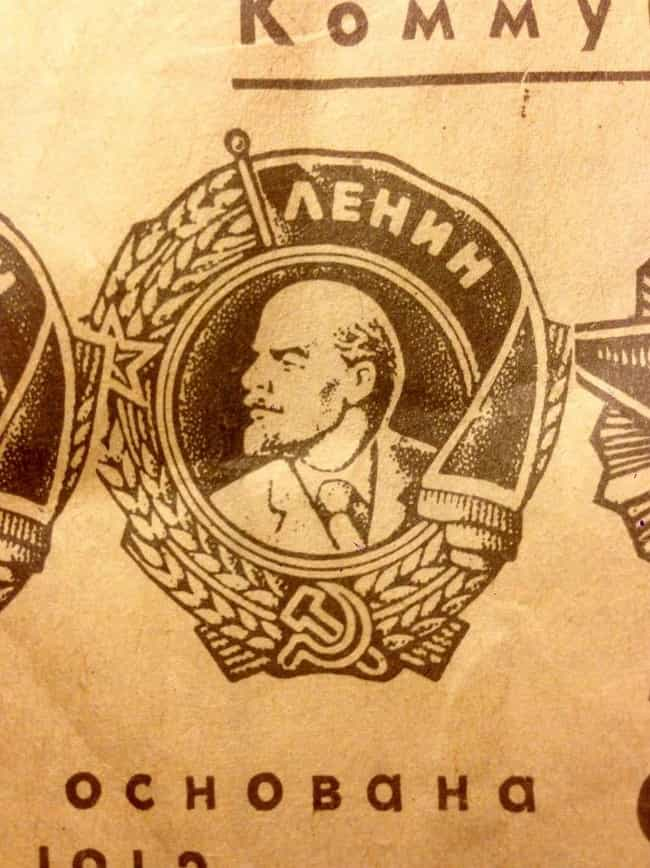 Vladimir Lenin Survived Being ... is listed (or ranked) 1 on the list Historical Close Calls and Their Impacts on the World as We Know It