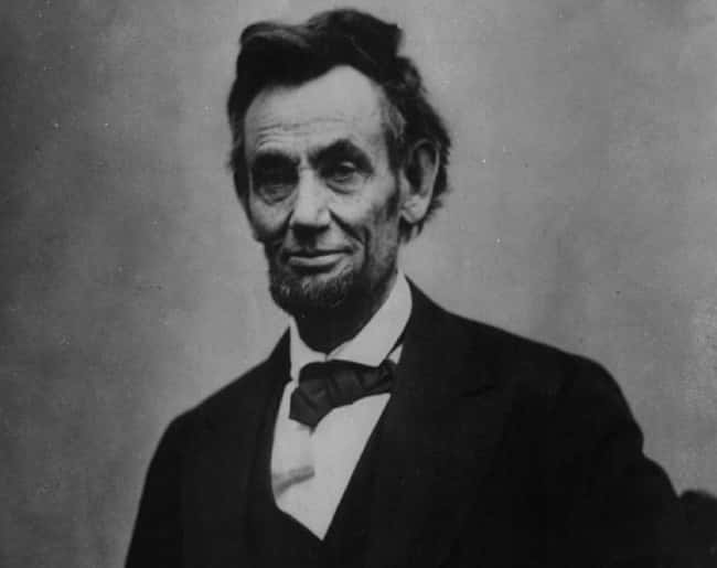 Abe Lincoln Was Talked Out Of is listed (or ranked) 5 on the list Historical Close Calls And Their Impacts On The World As We Know It