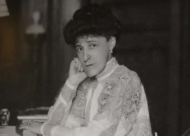 Edith Wharton's Bested Typhoid is listed (or ranked) 8 on the list Historical Close Calls And Their Impacts On The World As We Know It