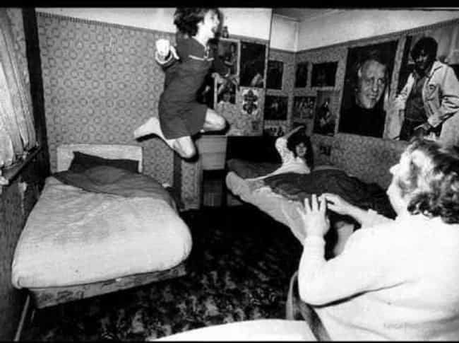 The Enfield Poltergeist is listed (or ranked) 1 on the list 11 Vicious And Violent True Hauntings Throughout History